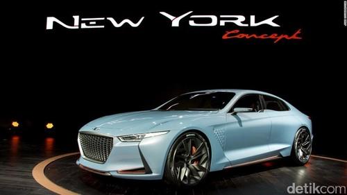 8 Mobil Kece di New York