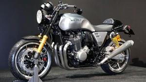 Honda CB1100 Akan Berbentuk Cafe Racer