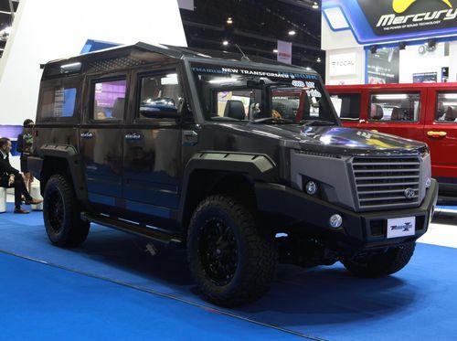 Mobil Nasional ala Thailand