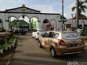 Mobil Datsun Sudah Keliling Indonesia Sejauh 15.000 Km