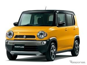 Suzuki Hustler, Mobil Kecil Paling Aman
