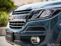 2 Jagoan Chevrolet di Bangkok Motor Show