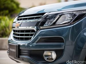 Salah Cetak Label Konsumsi BBM, GM Hentikan Penjualan Crossover
