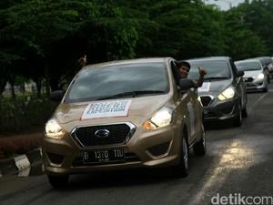 Orang Indonesia Kian Penasaran dengan Mobil Datsun