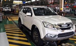 Melihat Pabrik Isuzu Thailand