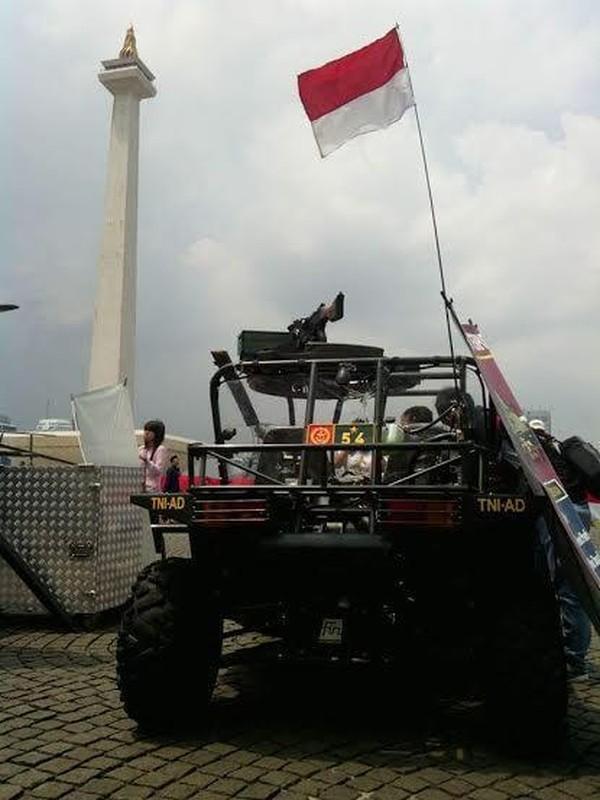Ini Paras Mobnas Komodo untuk TNI