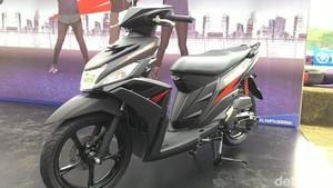Ada Mio Z, Yamaha Targetkan Jual 800 Ribu Mio Series Setahun