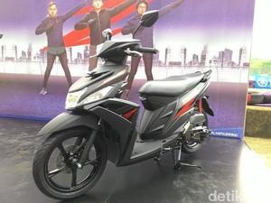 Yamaha Jamin Harga Jual Kembali Mio Z Masih Tinggi