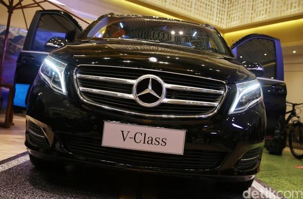 Mercedez-Benz New V-Class Diluncurkan