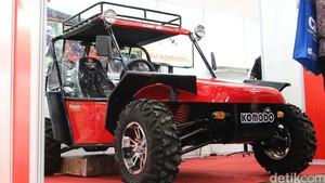 Mobnas Komodo Lahirkan Mobil Tangguh untuk TNI