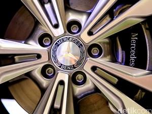Semua Mobil Mercedes-Benz Akan Dibekali Tenaga Listrik