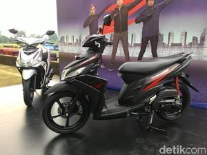 Yamaha Ingin Jual Minimal 7.000-an Motor Selama PRJ