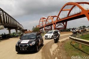 Risers Tiba di Bandar Lampung
