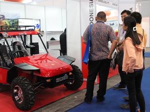 Mobnas Komodo untuk TNI, Anti Peluru!