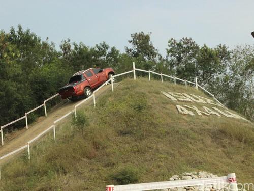 Kabin Ganda Isuzu D-Max V-Cross Juaranya Off Road