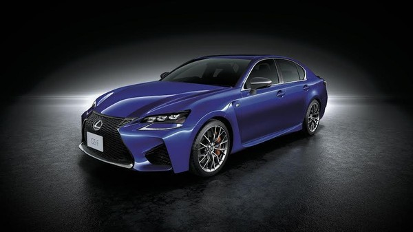 Kerennya Lexus GS F