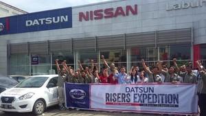 Risers Kunjungi Diler Nissan-Datsun Labuhan Ratu, Lampung