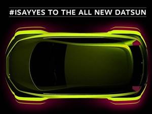 Hatchback Bergaya SUV, Datsun redi-GO Siap Rilis
