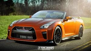Bagaimana Jadinya Jika Nissan GT-R Dijadikan Versi Convertible?