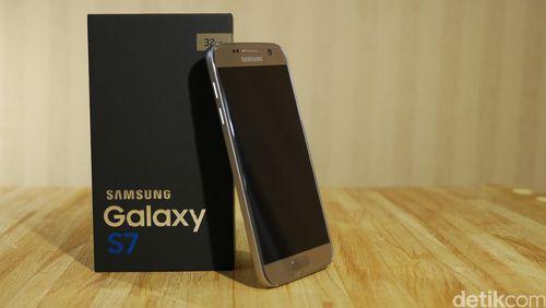 Galaxy S7 Diprediksi Katrol Laba Samsung