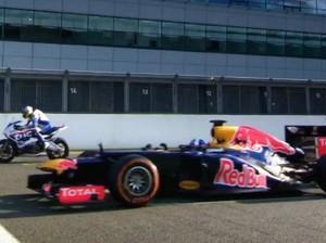 Mobil Formula 1 Vs Motor Balap BMW, Siapa yang Lebih Unggul?