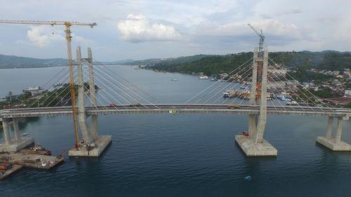 Jembatan Terpanjang di Indonesia Timur Akan Diresmikan Jokowi Hari Ini