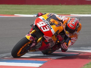 Marquez Bertutur soal Gaya Agresifnya Terkait Ban Michelin