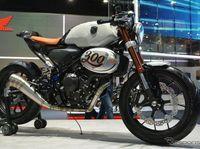 Honda 300TT Racer Concept, Cafe Racer yang Ciamik