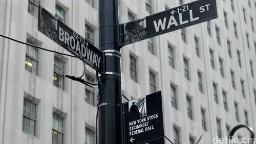 Harga Minyak Dekati US$ 50/Barel, Wall Street Hijau