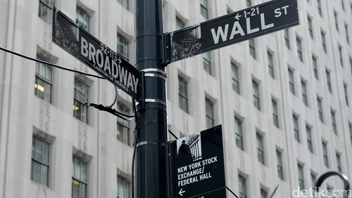 Harga Minyak dan Saham Amazon Bikin Wall Street Naik 1% Lebih