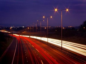 Jalan Tol di Inggris Bakal Dilengkapi Sensor