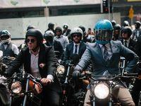 Aksi Bikers Paling Modis dari Seluruh Dunia