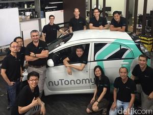 Taksi Otonom Siap Beroperasi di Singapura Tahun Ini
