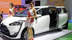 Dikirim Mulai Juli, Berapa Harga Resmi Toyota Sienta?