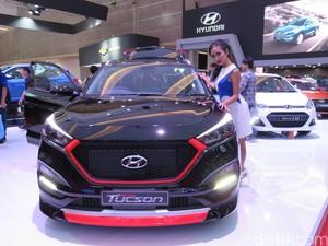 Hyundai Rilis SUV Tucson dan MPV H-1