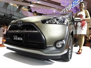 Toyota Harap Sienta Jadi Jawaban Kebutuhan Masyarakat Indonesia