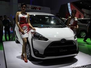 Toyota Pede Sienta Bisa Bersaing dengan Kompetitor