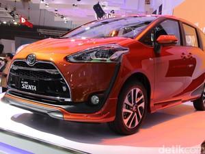 Toyota Produksi Mesin Sienta dari Nol di Karawang