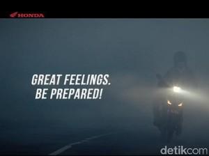 Inikah Sosok Bebek Sport Honda Supra X 150?