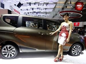 Ground Clearance Toyota Sienta Lebih Tinggi untuk Pasar Indonesia