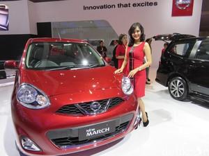 Nissan Jalani 2016 Tanpa Produk Baru
