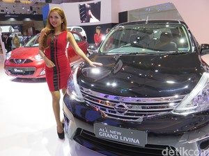 Nissan Jagokan 4 Mobil di IIMS 2016