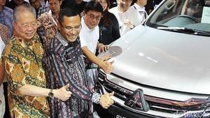 Penerapan Mobil Beremisi Rendah Dilakukan Bertahap