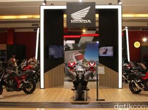 Meski Penjualan Kecil, Honda Tetap Jualan Moge
