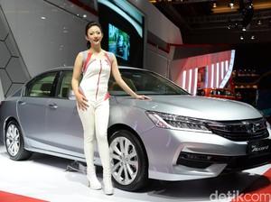 Honda Accord Kian Berasa Mewah