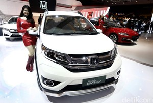 Honda Luncurkan Accord, Civic dan Brio Model Anyar