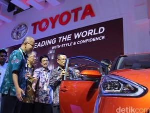 Produsen Mobil Pamer Mobil Buatan Indonesia pada Menperin