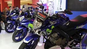 4 Motor Livery MotoGP Anyar Yamaha Meluncur di IIMS