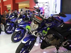 Yamaha Berharap Penjualan Motor Jelang Lebaran Naik