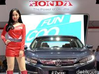 Profil Lengkap Honda Civic Generasi 10
